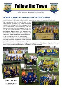 Newsletter 13 June 2015