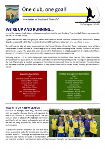 Newsletter 3 July 2012