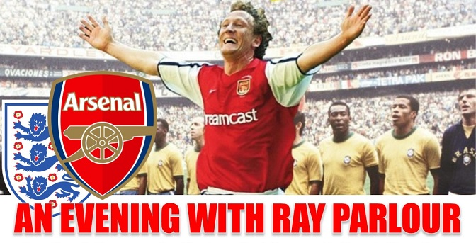 Ray Parlour Website Post